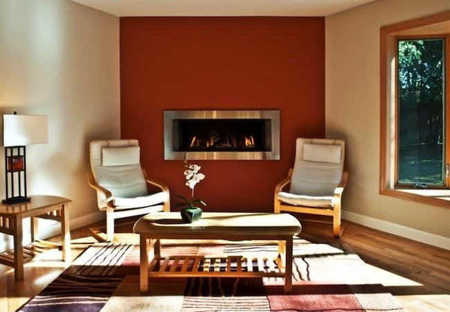 How to Build a Fireplace - Zero Clearance