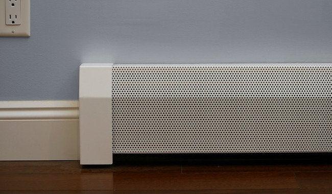 Baseboard Heating - Cover