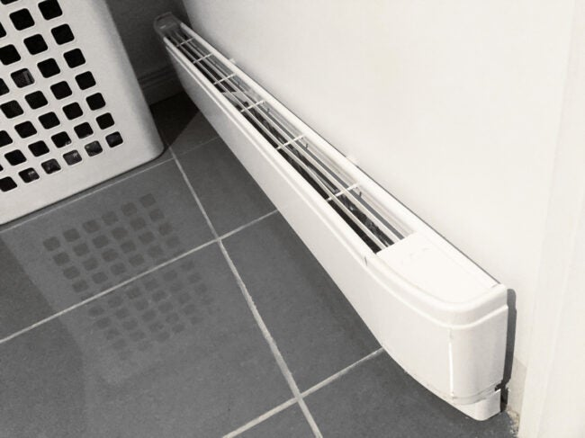 Electric Baseboard Heating