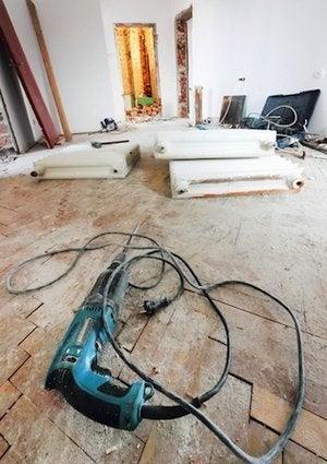 Low-Stress Renovation - Herringbone