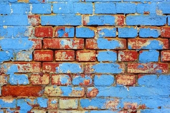 How to Paint Masonry Walls