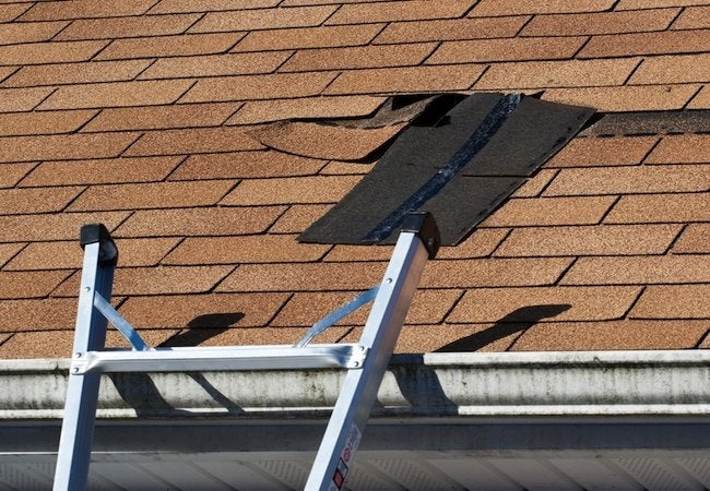 Roof Leaking Repair