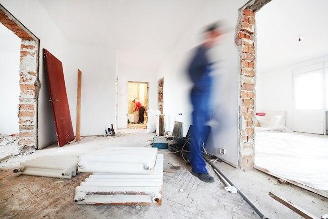 Low-Stress Home Renovation