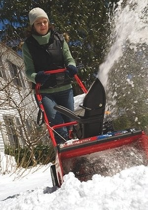 Dealing with Snow and Ice - Blowers