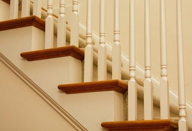 Pre-Cut Treads - Stairs