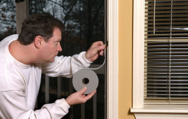 The Complete Guide to Weatherstripping the House