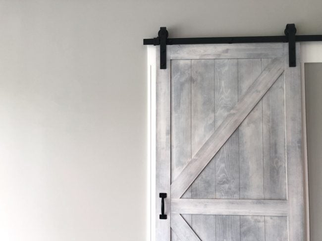 Whitewashing Wood Doors, Furniture, and More