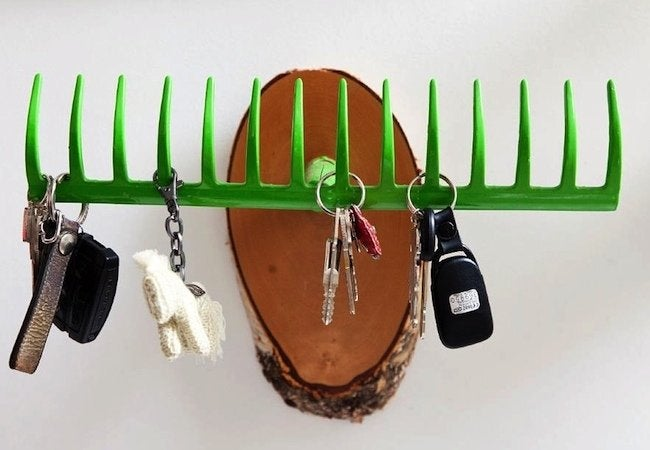 Repurposed Rake Projects - Accessories