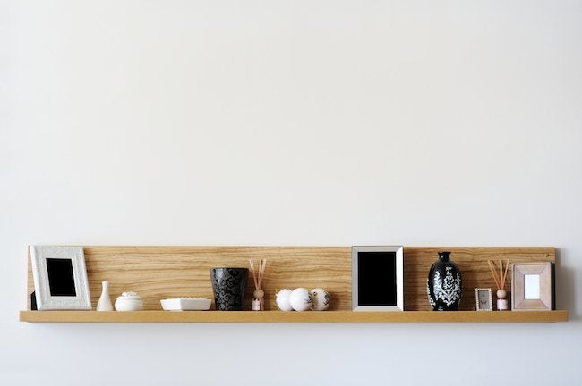 How To: Hang Shelves