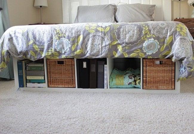 DIY Platform Bed - IKEA