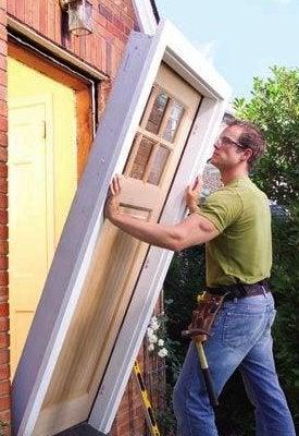 How to Install a Prehung Door - Bob Vila