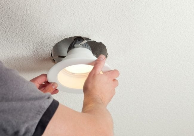 5 Reasons for Installing Recessed Lighting at Home