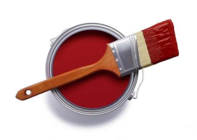 Paint Can Brush