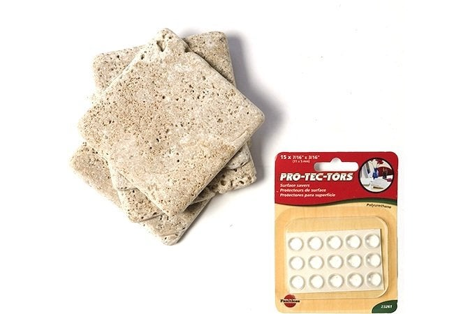DIY Coasters - Stone