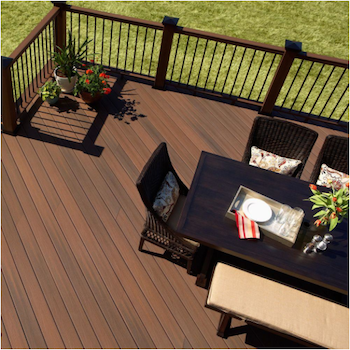 ArmorGuard Composite Decking from Home Depot