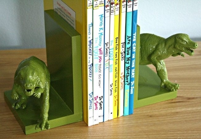 DIY Bookends - Toys