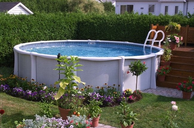 Above Ground Swimming Pools Planning Guide Bob Vila