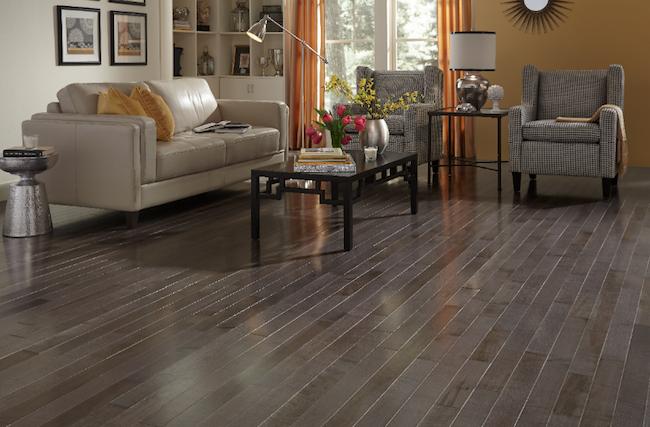 Casa de Colour Select Pewter Maple Hardwood Flooring