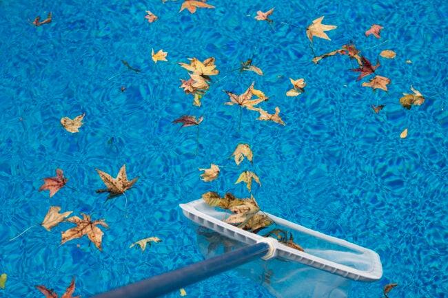Above-Ground Swimming Pool Maintenance