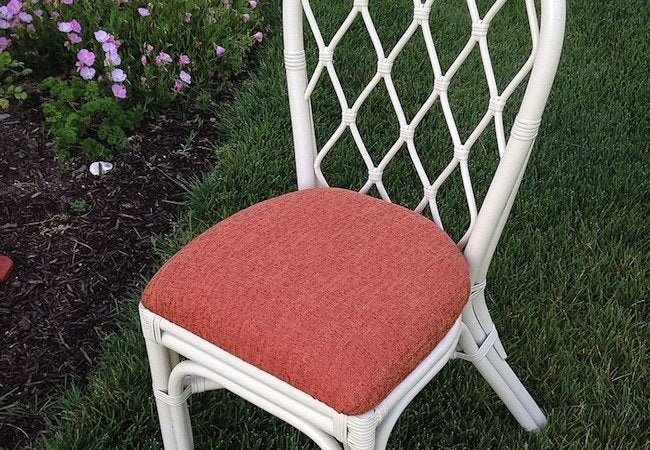 How to Recover a Chair - Complete