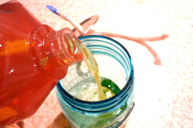 DIY Citronella Candle - Oil
