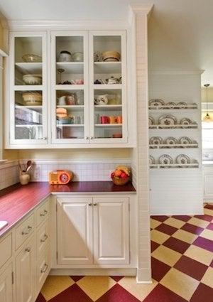 Retro Kitchen - Cabinetry