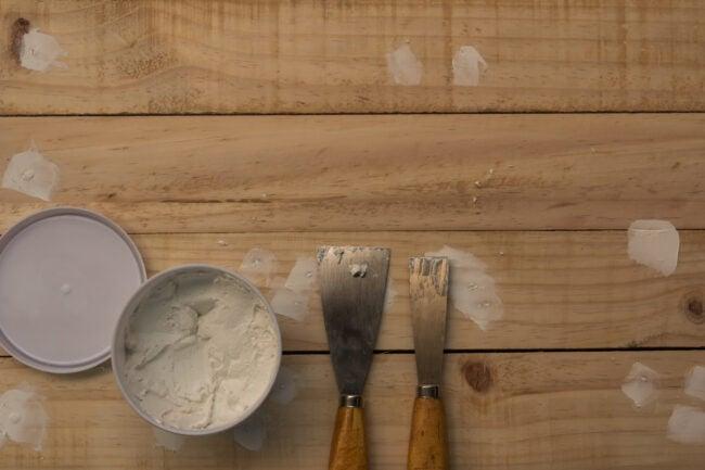 Wood Putty - Flooring