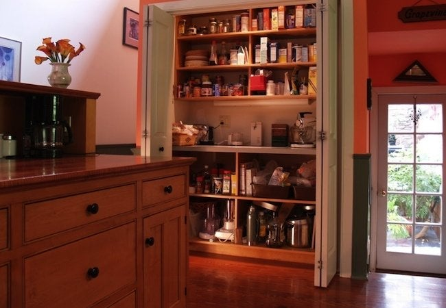 How to Organize a Pantry - Maximize Space