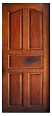 How to Fix a Sticking Door - Panel