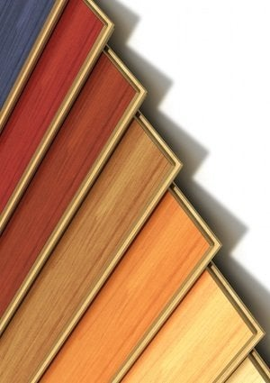 Prefinished Wood Flooring - Pre Detail