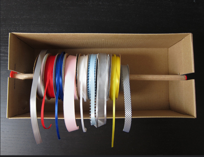Shoebox Crafts - Spools