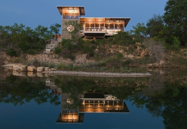 Ranch Trailer Home