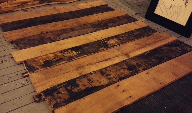 DIY Pallet Desk - QA
