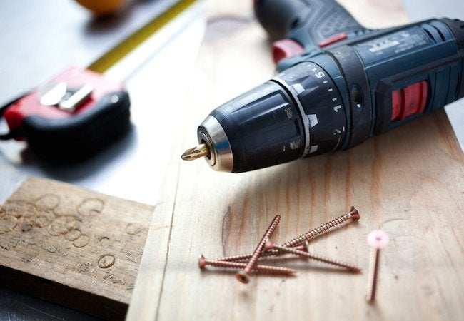 The Best Cordless Drills for DIYers