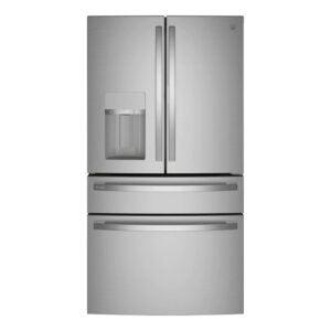 最好的冰箱:选项GE简介27.9 CU。FT。智能4门冰箱