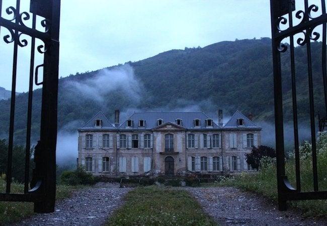 Chateau de Gudanes