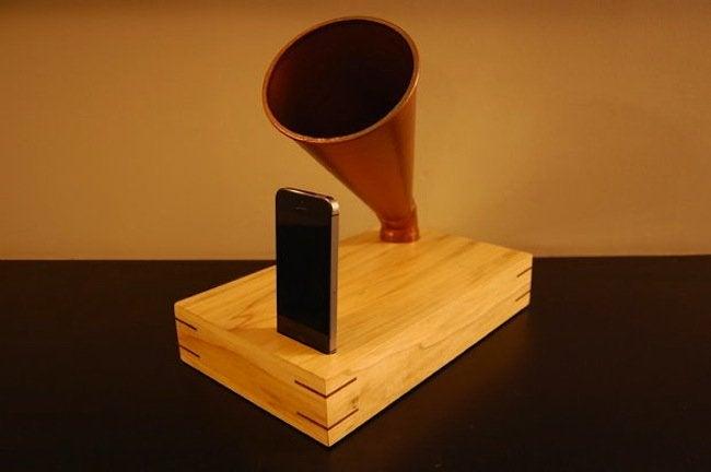 DIY gramophone