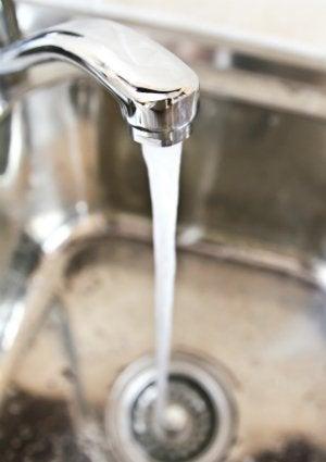 Clean a Kitchen Sink's Garbage Disposal