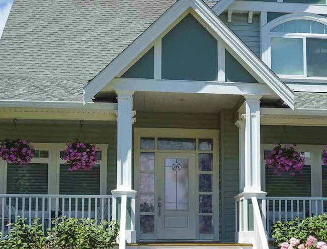 Front Door Maintenance - Veranda