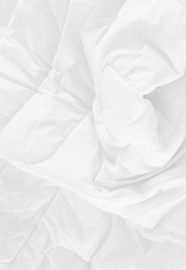 How to Clean a Down Comforter - Bedding Detail