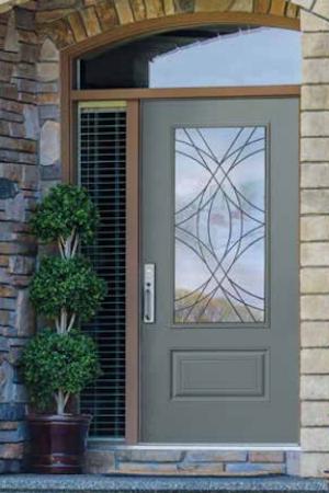 Front Door Maintenance - With Plants