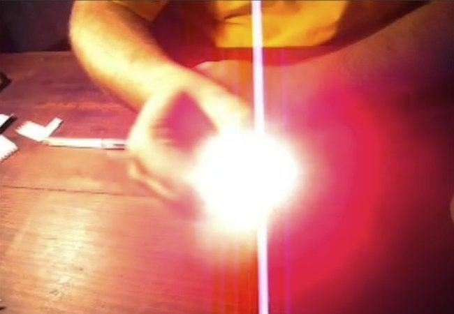 Matchbox Crafts - Flashlight