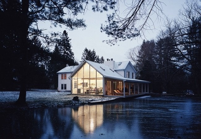Floating Farmhouse - Exterior 1