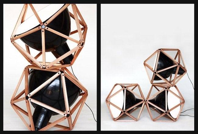 Inspiration Copper Pendant Lamp Knock Off