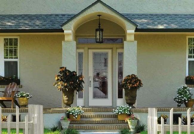 Front Door Installation - Lites