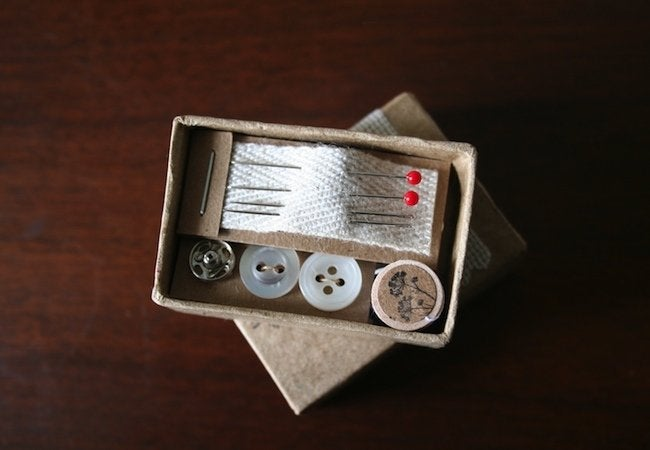 Matchbox Crafts - Sewing Kit