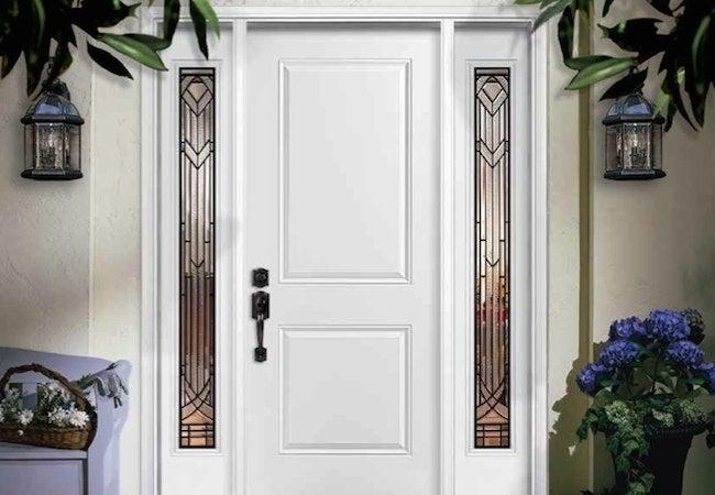 How to Choose an Entry Door - Steel