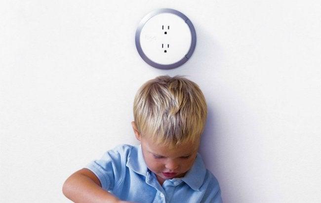 Child-Safe Power Outlets