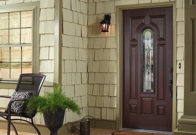 How to Choose an Entry Door - Fiberglass