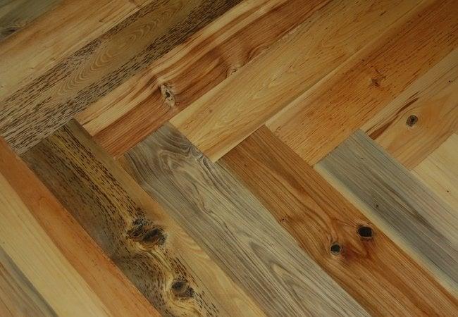 Maine Heritage Timber - Flooring
